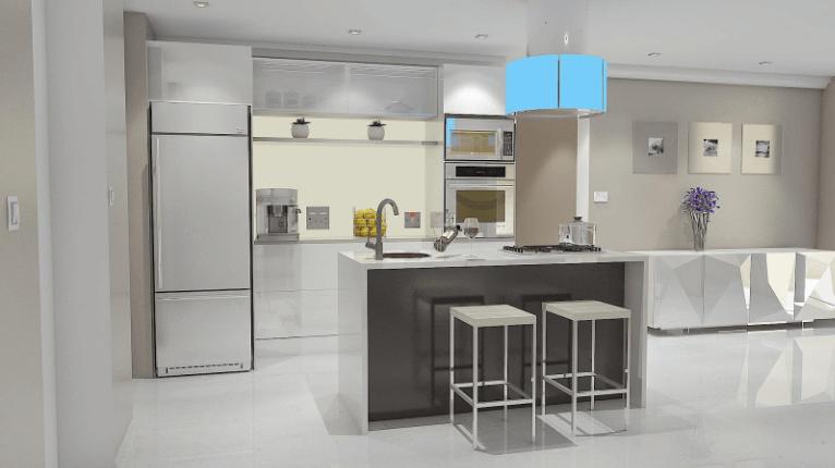 Дизайн кухни - Фото 7
