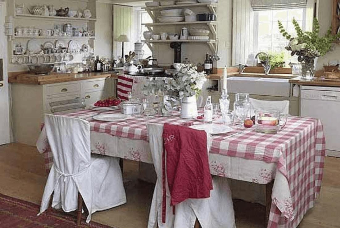 Кухня в стиле кантри - Фото 10
