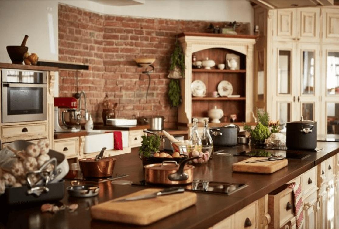 Кухня в стиле кантри - Фото 11