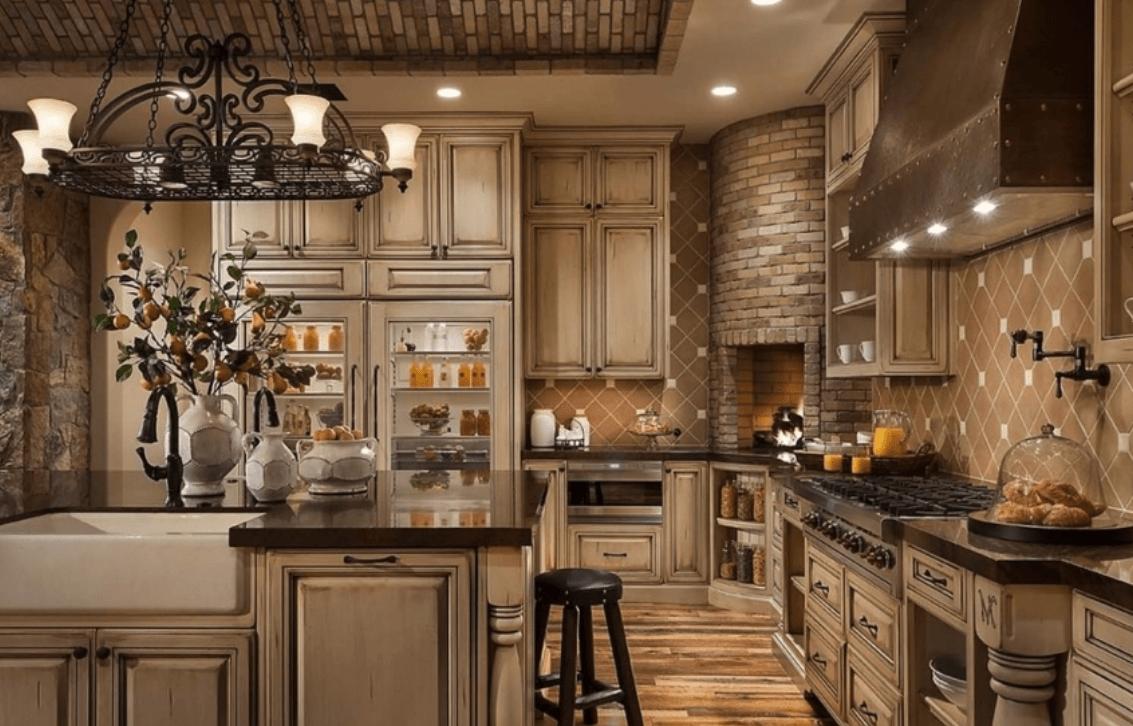Кухня в стиле кантри - Фото 9