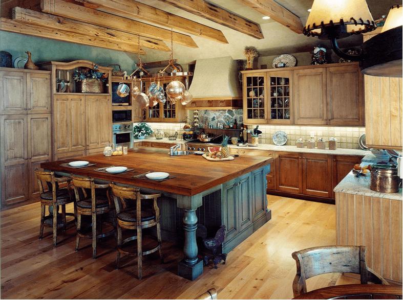 Дизайн кухни - Фото 5