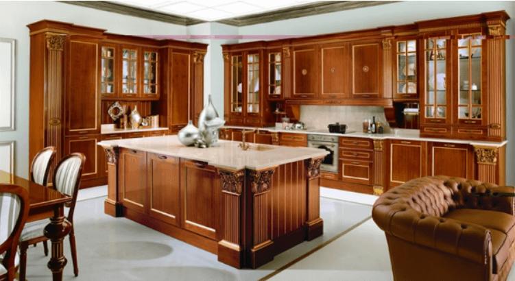 Кухни из массива - Фото 2