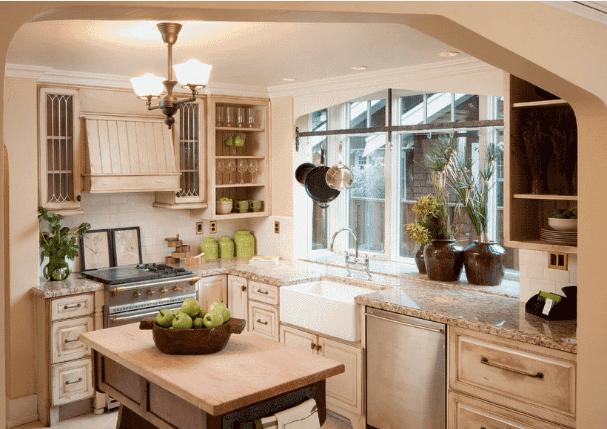 Кухни из массива - Фото 3